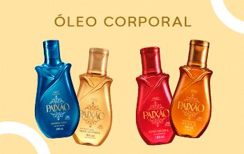 óleo corporal